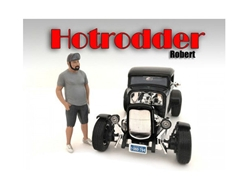 Hotrodders Robert Figure For 1:18