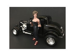 50s Style Figure II for 1:24 Scale Models by American Diorama
