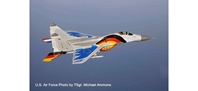 "Luftwaffe Mikoyan MiG-29A ""Fulcrum Farewell Tour 2003"" (1:72) by Herpa 1:72 Military Models"