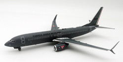 Mexico Air Force Boeing 737-800 3528 With Stand (1:200)