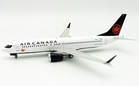 Air Canada 737-8MAX C-FSCY (1:200) - Preorder item, order now for future delivery, InFlight 200 Scale Diecast Airliners Item Number AC737MAX
