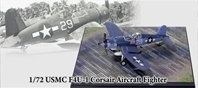 F4U Corsair Ira Kepford, VF-17 Jolly Rogers, White 29, 1944 (1:72)