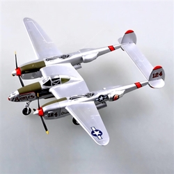 P-38 Lightning 5-LO 475fg Miss Bowlegs, EasyModel Aircraft Models Item Number EM36431
