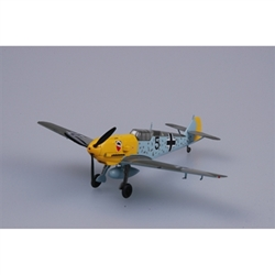 Bf-109E-3 Jg52, flown by Werner Molders 1:72, EasyModel Aircraft Models Item Number EM37284