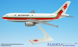 TAP Air Portugal A310-300 (1:200), Flight Miniatures Snap-Fit Airliners Item Number AB-31020H-012