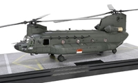 CH-47SD Chinook Republic of Singapore, 127 Squadron, Sembawang AFB (1:72)