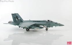 "F/A-18E Super Hornet 1/72 Die Cast Model VFA-27 ""Royal Maces"" USS Ronald Reagan, 2017 (1:72)"