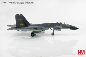 J-11B Flanker PLA Northerm Theater Command, 2019 (1:72)