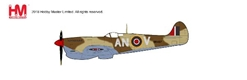 Spitfire Vb No.417 Sqn., Tunisia 1943 (1:48), Hobby Master Diecast Airplanes, Item Number HA7851