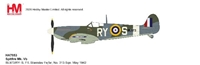 Spitfire Mk. Vb Die Cast Model Stanislav Fejfar, No. 313 Sqn. May 1942 (1:48)