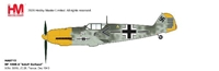 "BF 109E-4 Adolf Galland, JG 26 ""Schlageter"", France, Dec 1940 (1:48)"