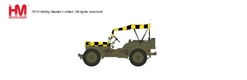 Willys MB Jeep 1/48 Die Cast Model US Army Air Force, WWII (1:48) by Hobby Master Diecast Military Armor