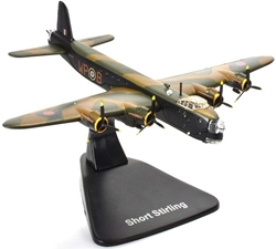 Short Stirling 90 Squadron, Royal Air Force, 1944 (1:144) , Atlas Editions Item Number ATL-4646-109