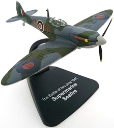 Supermarine Seafire Mk.1b 761 Naval Air Squadron, Royal Navy Fleet Air Arm, Henstridge, 1943 (1:72), Atlas Editions Item Number ATL-4909-319