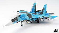 SU-27 Flanker, 831st IAP, Ukrainian Air Force (1:72) by JC Wings Millitary Item Number: JCW-72-SU27-001