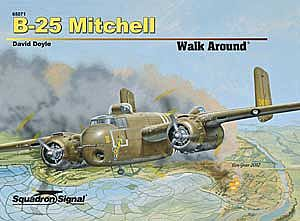 B-25 Mitchell Walkard Hc
