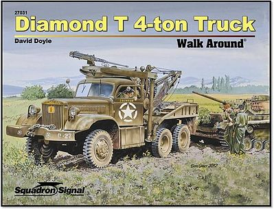 Diamond T 4ton Truck Walkrd Hc