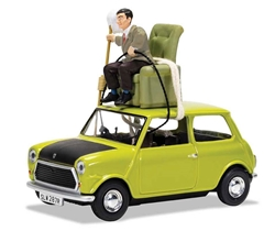 Mr Beans Mini Do-It-Yourself Mr Bean 1/36