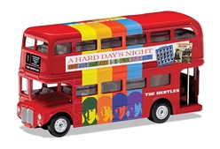 The Beatles London Bus A Hard Days Night 1/64