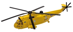 "Westland Seaking Raf Search & Rescue (3-5"" unscaled)"