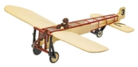 "Berliot Monoplane Smithsonian (3-5"" unscaled)"