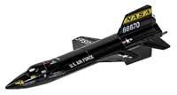 "X-15 Rocket Smithsonian (3-5"" unscaled)"