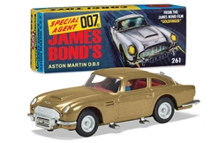 James Bond DB5 (261) - Goldfinger - 60s version (1:43)