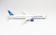 United 787-10 2019 NEW LIVERY (1:200) by Herpa 1:200 Scale Diecast Airliners <p> Item Number: HE570848