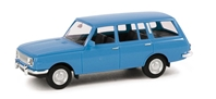 Wartburg 353 Tourist in Blue (1:87 / HO) by Herpa HO Scale Models Item Number: HE024150