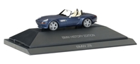 BMW Z8 Convertible (1:87 / HO) by Herpa HO Scale Models Item Number: HE102063