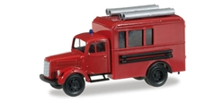 Mercedes-Benz Truck with Roof Load (1:87), Herpa Item Number HE745024