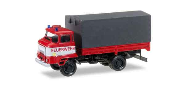 NVA Fire Department - IFA L 60 Cavas (1:87), Herpa Item Number HE745314