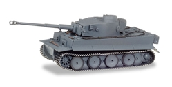 Heavy Tiger Tank Vers. H1 - Battle of Kursk (1:87), Herpa Item Number HE745963