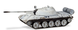 T-55 Tank - Siberia 1960 1:87 high quality plastic by Herpa Military Vehicles Item Number HE746311