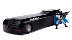 Animated Series Batmobile with Batman Figure 1:24 by Jada Toys Item Number JDA30916