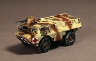 Saviem VAB Military Vehicle 150e Regiment d'Infanterie (1:72) by War Master Diecast Models item number: WM-TK0049