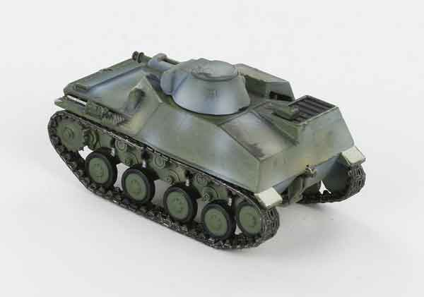 Soviet T-40 Light Battle Tank - Stalingrad 1942 (1:72) by War Master Diecast Models item number: WM-TK0059