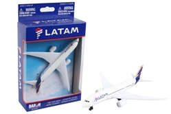 "LATAM Airlines Diecast Toy Airliner (5"")"