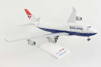 British Airways 747-400 W/Gear Negus (1:200)