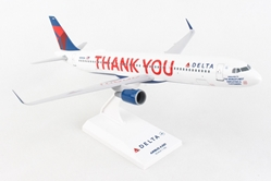 "Delta Airlines A321 ""Thank You"" (1:150)"