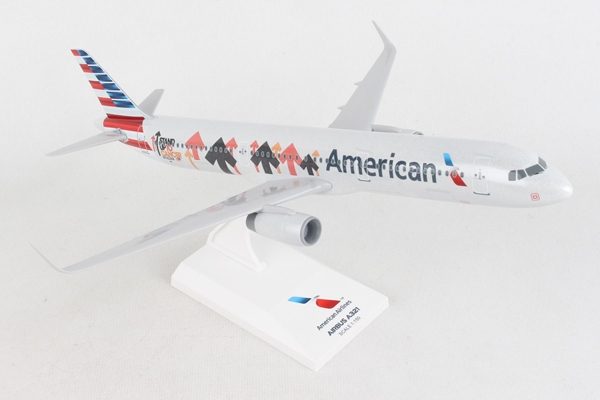 American A321 Stand Up 2Cancer (1:150)