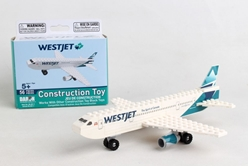 Westjet 55 Piece Construction Toy, Best Lock Item Number BL461-1