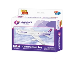 Hawaiian Airlines 55 Piece Construction Toy