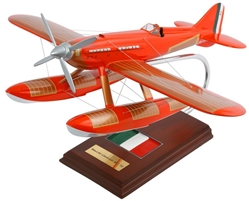 Macchi Castoli M.C. 72, TMC Pacific Desktop Airplane Models Item Number KMC72TE