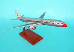 "American Airlines B757-200 ""40th Anniversary Model"" Lightning Bolt Livery (1:100)"