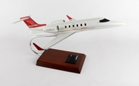 Learjet 40 (1:35), TMC Pacific Desktop Airplane Models Item Number KL40TR