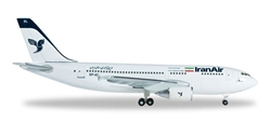 "Iran Air A310-300 (1:500) ""EP-IBL"", Herpa 1:500 Scale Diecast Airliners Item Number HE526708"
