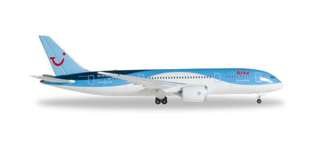 Arke 787-8 PH-TFK (1:500), Herpa 1:500 Scale Diecast Airliners Item Number HE527057