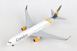 "Condor Boeing 767-300ER ""Sunny Heart"" colors D-ABUP (1:500), Herpa 1:500 Scale Diecast Airliners Item Number HE527521-001"