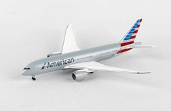 American 787-8 N800AN (1:500), Herpa 1:500 Scale Diecast Airliners Item Number HE527606